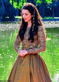 reign tv show hair beads for exle the older style from the new tv show reign it may be