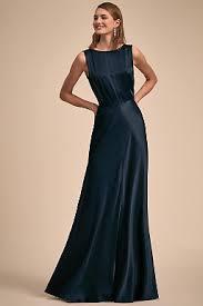 navy blue dress navy blue bridesmaid dresses bhldn