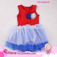 spring princess girls sleeveless one piece baby party dress