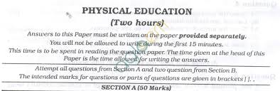 icse question papers 2013 for class 10 u2013 physical education