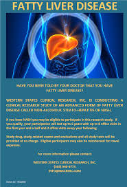 Double Blind Research Research Study For Treatment Of Fatty Liver U2013 Western States