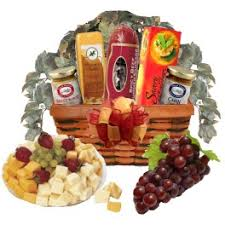 meat and cheese gift baskets meat and cheese gift basket