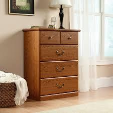 Sauder Oak Bookcase by Amazon Com Sauder Orchard Hills 4 Drawer Chest Carolina Oak