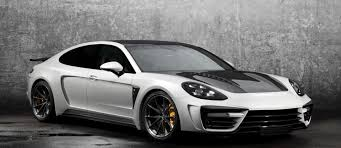 Porsche Panamera Blacked Out - dub magazine topcar porsche panamera turbo