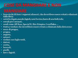 alimentazione ferro basso anemia mediterranea l anemia mediterranea detta anche