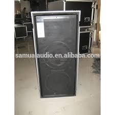 empty 15 inch speaker cabinets dual 15inch 1200w rms powerful dj speaker srx725 buy srx725 empty