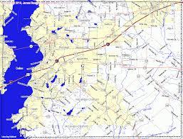 Tx County Map Bridgehunter Com Rockwall County Texas