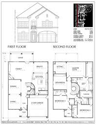 Commercial Garage Plans 8 Collection 50 Beautiful Narrow House Design For A 2 Story2 Floor