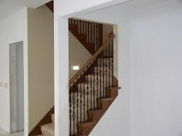 Stair Handrail Requirements Basement Stair Handrail Design Jeffsbakery Basement U0026 Mattress
