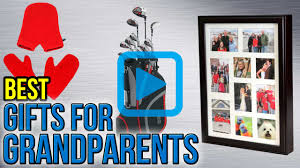 top 10 gifts for grandparents of 2017 video review