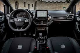 ford bronco 2018 interior 2018 ford fiesta european spec review solid improvements