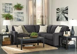 jennifer convertibles dining room sets furniture liquidators home center alenya charcoal left facing