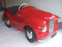 jaguar d type pedal car what to get the kids for christmas a u201a 12 000 child u0027s jaguar