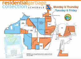 Miami Dade County Map by Solid Waste And Recycling City Of North Miami Beach Florida