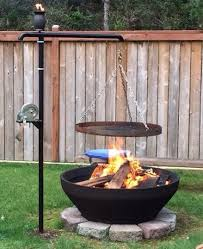 Firepit Grills 27 Surprisingly Easy Diy Bbq Pits Anyone Can Make Pit