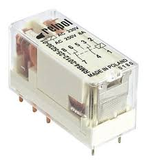 rm84 2012 35 1012 relpol dpdt pcb mount non latching relay 12v