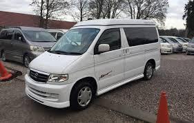 mazda van 2017 mazda bongo aero with aft leisure and lifestyle vehicles