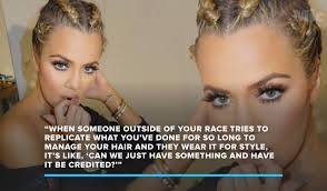 what hairstyle to wear for women when youre bald is it ever ok for white people to wear cornrows
