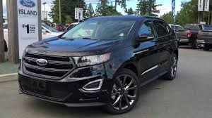 Ford Edge Safety Rating 2016 Ford Edge Sport Island Ford Youtube
