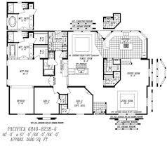 Luxury Modular Home Floor Plans Awe Inspiring 1 6 Bedroom 5