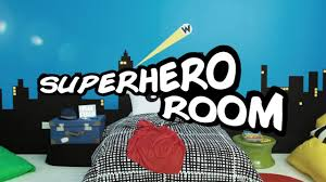 superhero room dulux kids bedrooms youtube