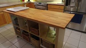 kitchen work island building a butcher block kitchen table home design a