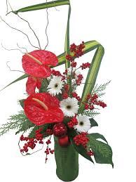 christmas arrangement ideas interior tropical flower arrangements dandelions flowers gifts