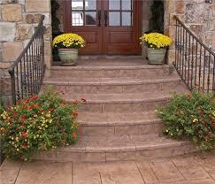 best 25 concrete front steps ideas on pinterest painted