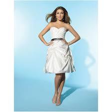 short casual strapless beach wedding dresses ideal weddings