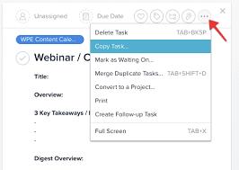 01 adding coaching calls and webinars to asana calendar process