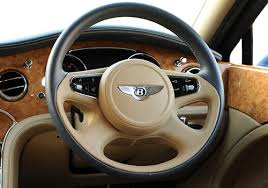 bentley steering wheel bentley mulsanne steering wheel interior picture carkhabri com