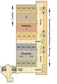 rosen shingle creek floor plan hotel layout florida healthcare association conference