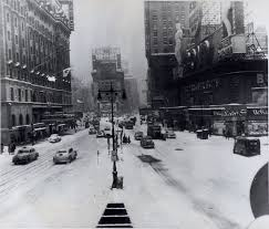 Worst Snowstorms In History Old Photos Of New York City U0026 Snow