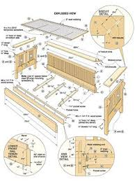 Free Woodworking Plans Childrens Furniture by 101 Best Furntiture U0026 Wood Craft Plans Images On Pinterest