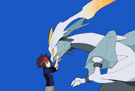 white kyurem pokémon image 1193282 zerochan anime image board