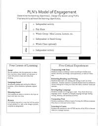 riverview pln lesson planning with pln