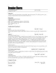exles of resume objective insurance resume objective exles exles of resumes