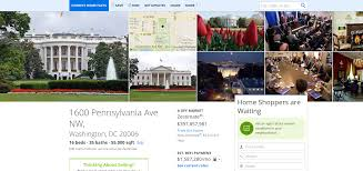 zillow values the white house at 397 7 million realtybiznews