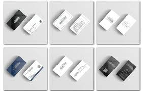 Simple Business Cards Templates Templates Of Simple Business Cards
