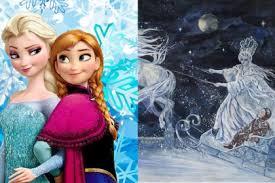 film frozen dari awal sai akhir inilah kisah asli dari film animasi frozen