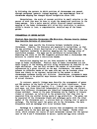 Dna Mapping Mapping Report Of The Committee On Mapping And Sequencing The