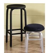 home decorators collection melanie 24 in black swivel bar stool