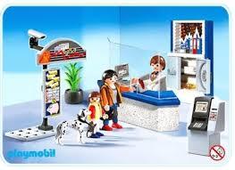 bureau playmobil playmobil 4400 a bureau de poste abapri