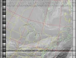 Rpi Map Raspberry Pi Noaa Weather Satellite Receiver 6 Steps