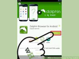 fastest browser for android how to choose a browser for your android 11 steps with pictures