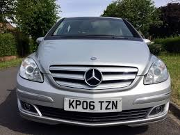 2006 mercedes benz b180 cdi se 5 door spares or repair long mot