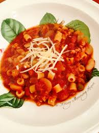 16 bean u201d pasta e fagioli blythes blog
