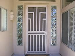 door appealing larson screen doors for inspiring front door