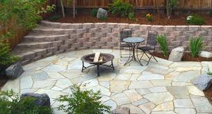 How Much Is A Flagstone Patio How To Install A Flagstone Patio