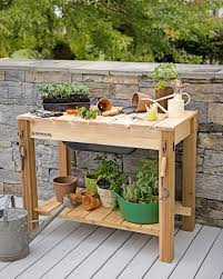 Garden Sink Ideas Ideas Potting Bench With Sink The Kienandsweet Furnitures